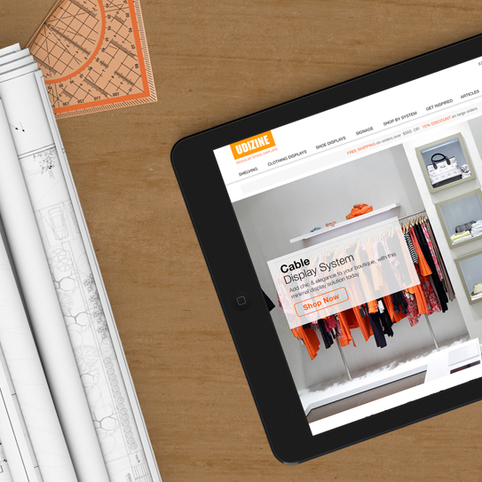 Udizine / Modular Store Displays
