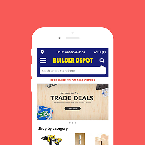 Builder Depot UK / Builders Merchant